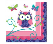 Owls & Giggle and Hoot Party