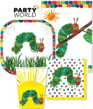 The Very Hungry Caterpillar 40 Piece Party Pack