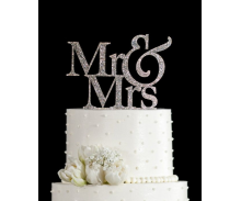 Wedding Cake Toppers & Decorations
