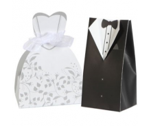 Wedding Gift Boxes, Bags & Ribbons & Car Ribbons