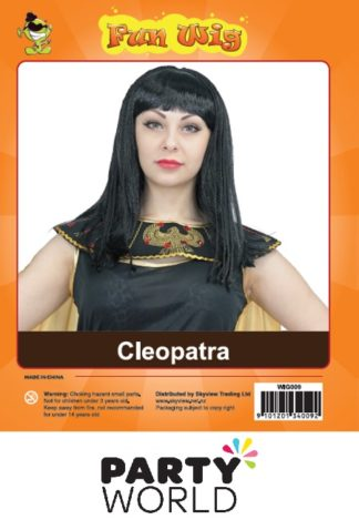 Black Cleopatra Ladies Wig