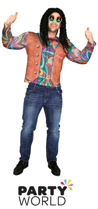 Hippie - Mens Costume