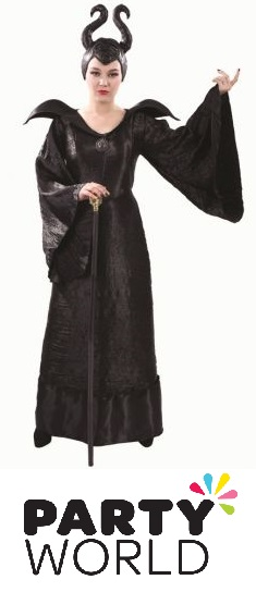 Maleficent Party Ladies Costume