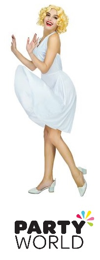 Marilyn Monroe Woman's Costume