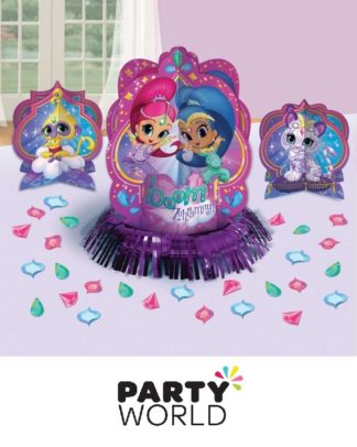 Shimmer and Shine Table Decorating Kit