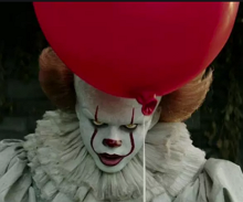 It Movie, Pennywise & Clowns, Stranger Things
