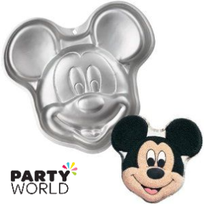 mickey mouse cake tin hire