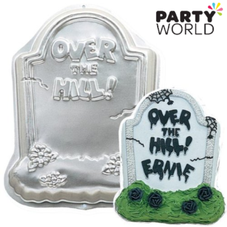 over the hill cake tin for hire