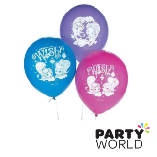 shimmer and shine balloon pack