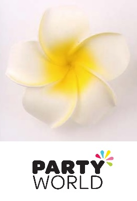 Mini Frangipani Decorative Flowers (10)
