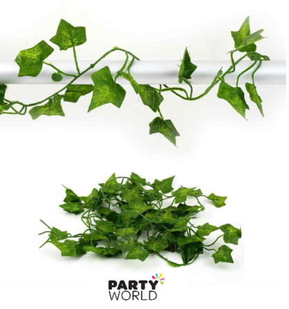 artificial ivy vine leaves garland