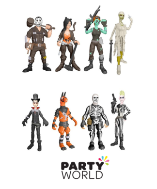 fortnite figurines cake toppers party favours