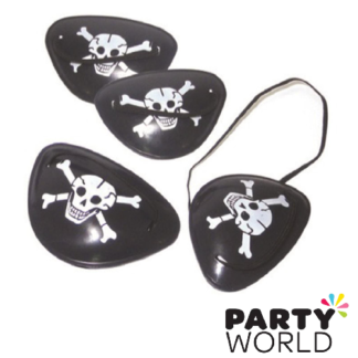 pirate eyepatches partyfavours