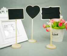 Table Place Cards, Numbers, Labels & Blackboards