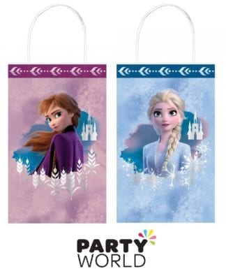 Disney Frozen Movie 2 Paper Gift Bags (8)
