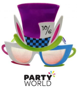 Mad Hatter Tea Party Sunglasses