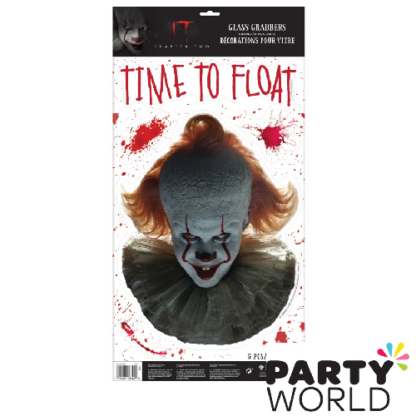 Pennywise Face Glass Grabber