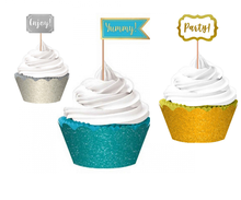 Baking Cups & Cupcake Kits