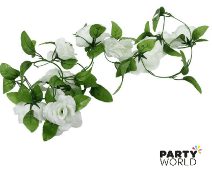 artificial rose vine