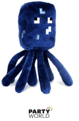 squid minecraft plush toy