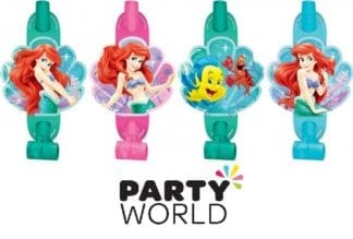 The Little Mermaid Ariel Party Blowouts (8)