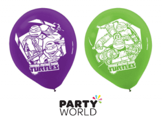 teenage mutant ninja turtles balloons