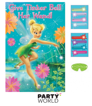 tinkerbell party game