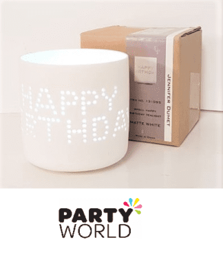 birthday tealight