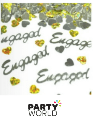 engaged party scatters