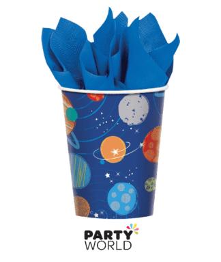 space blast off cups