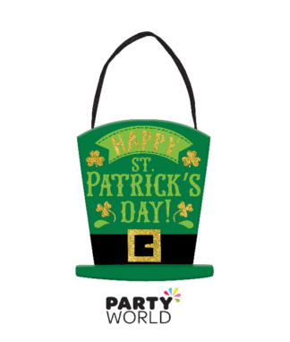 st patricks day mini sign