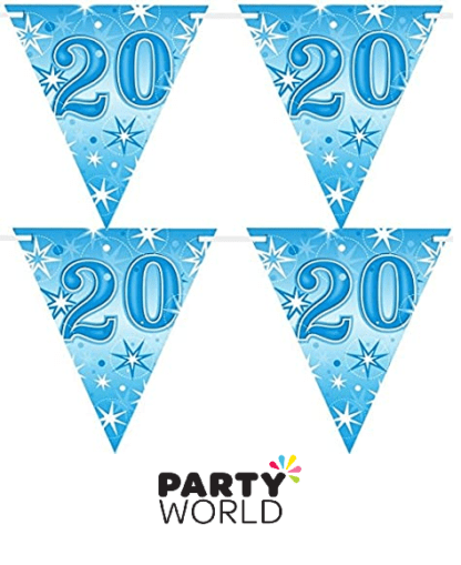20th blue bunting