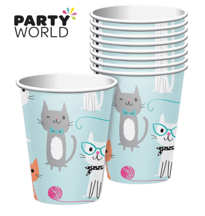 purrfect paper cups
