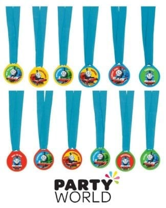 Thomas And Friends Mini Award Medals (12)