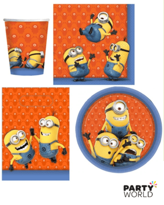 minion party pack