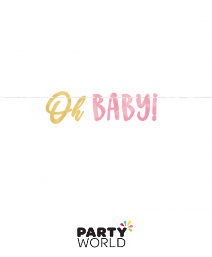 oh baby banner