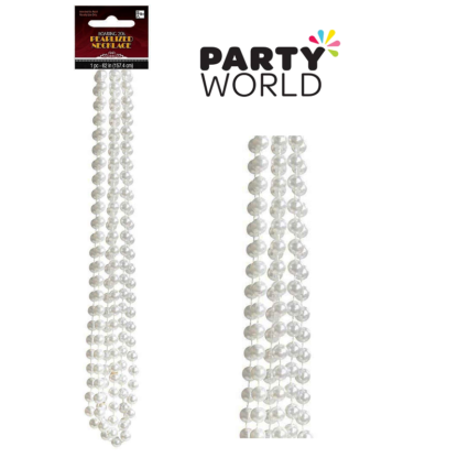 20's pearl necklace beads