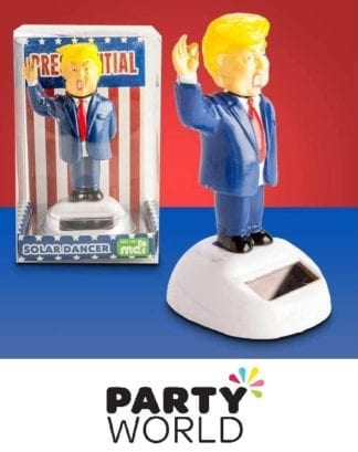 Dancing Donald Trump Solar Novelty Toy