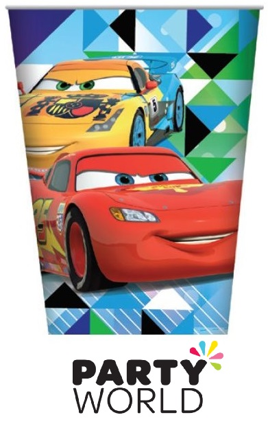 Disney Cars Party Paper Cups (8)