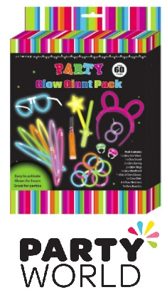 Glow Stick Giant Party Pack