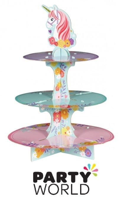 Magical Unicorn Treat Cupcake Stand