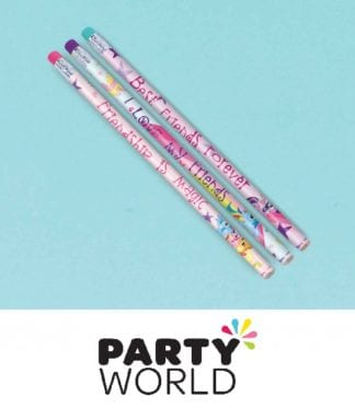 My Little Pony Friendship Pencil Favours (12)