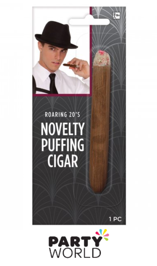 novelty puffing cigar