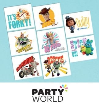 Toy Story Party Temporary Tattoos (8)