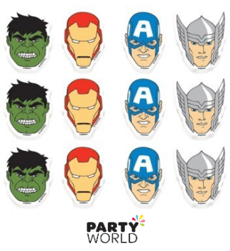 avengers erasers