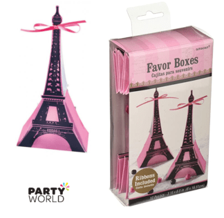eiffel tower boxes