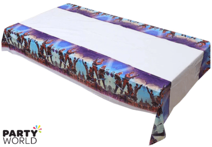 fortnite party table cover