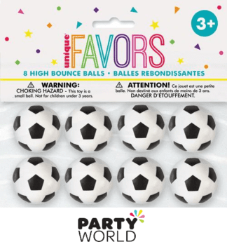 soccer party bounce balls
