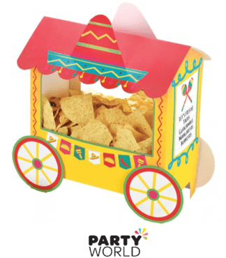 taco truck mexican chip stand