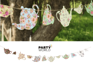 tea party bunting